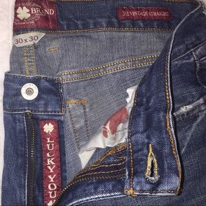 Lucky Brand Jeans - Lucky Jeans - 361 Vintage Straight